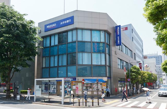 みずほ銀行大井町支店