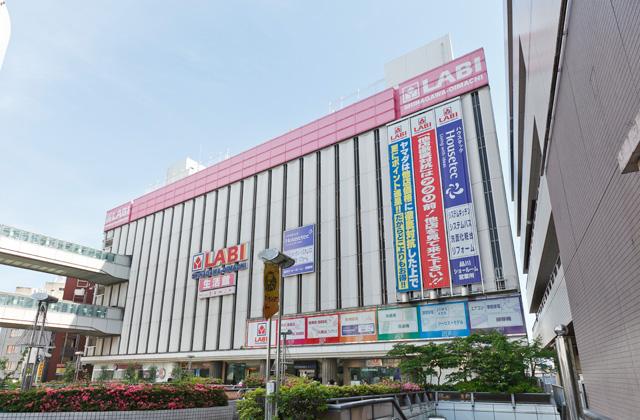 ヤマダ電機LABI品川大井町